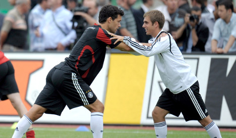 Lahm to Ballack: I want to stay on as captain