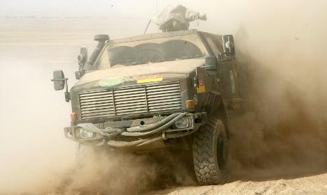 Berlin: Belt-tightening won't hit Afghan mission