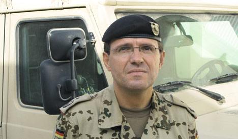 Bundeswehr closes probe against Klein for Kunduz air strike
