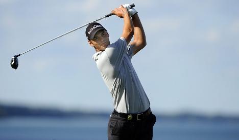 German Martin Kaymer wins PGA golf championship