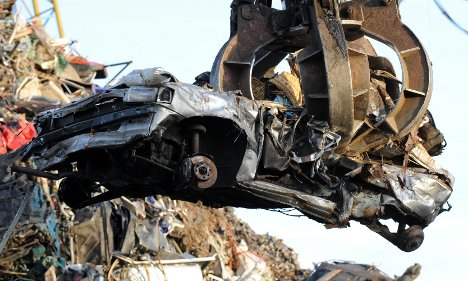 Politicians want car scrapping money back