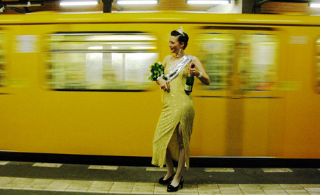 Berlin underground inspires beauty pageant
