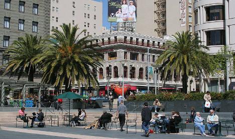 German tourist killed in San Francisco shooting