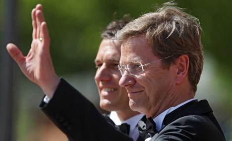 Westerwelle won't take partner to anti-gay lands