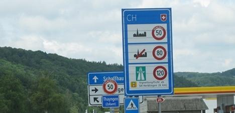 Swede faces massive fine over Swiss speeding
