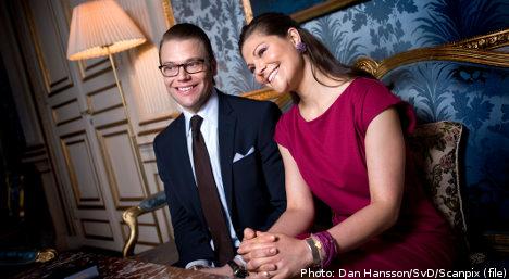 Royal couple return home from honeymoon