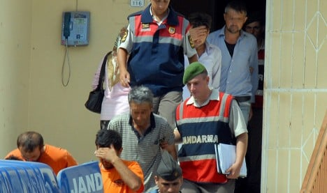 German teenager raped on Turkish beach