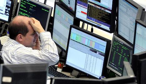 Investors fear growth won't last, ZEW finds