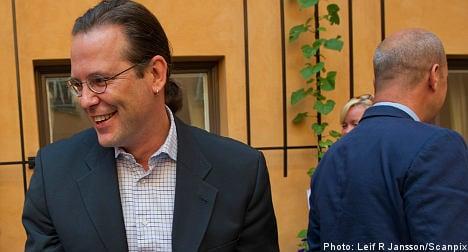 Borg calls for renewed privatization drive