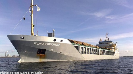 Swedish court sentences drunk captain to prison