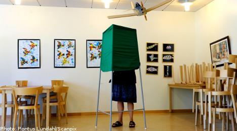 Swedish seniors set to vote in droves