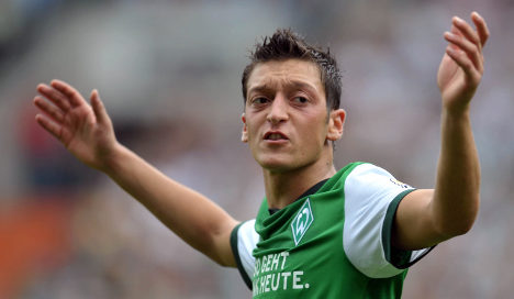 Werder Bremen dismisses Real Madrid's bid for Özil