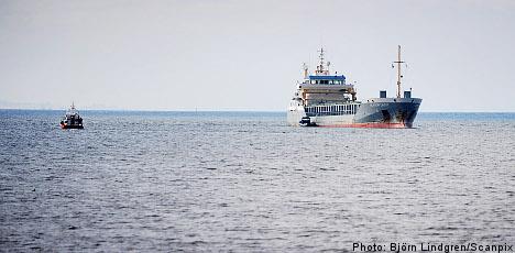 Skipper charged over drunken ship crash