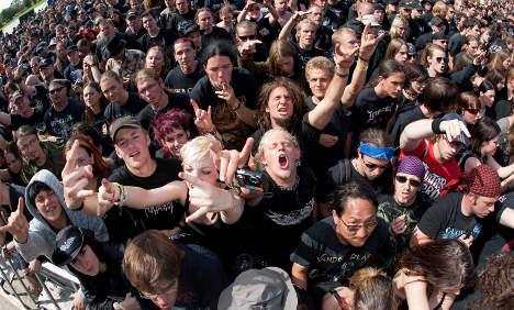 Legendary Wacken heavy metal festival strikes opening chord