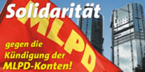 Deutsche Bank forced to keep communists' accounts open
