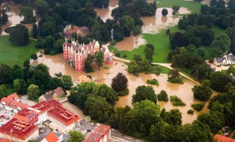 Brandenburg braces for flooding as Saxony soaks