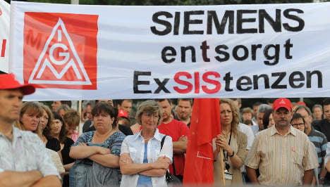 Siemens to cut 2,000 German IT jobs