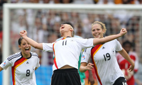 German women take home U-20 World Cup