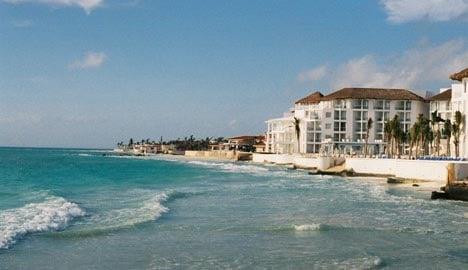 German woman stabbed to death at Caribbean resort