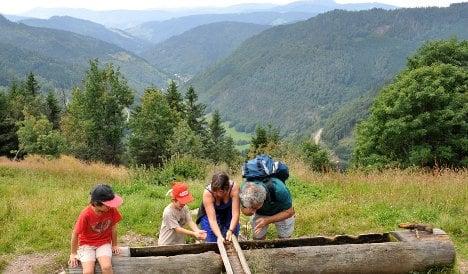 Finding family fun under the Feldberg