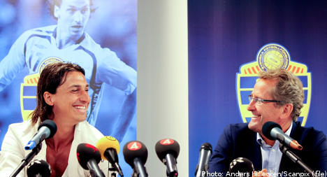 Ibrahimovic in squad for Scotland clash