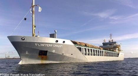 Ship runs aground, captain suspected drunk