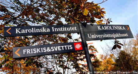 3 Swedish universities make top 100 list