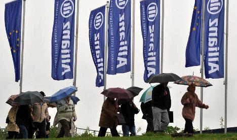 Allianz Q2 profit takes a dive