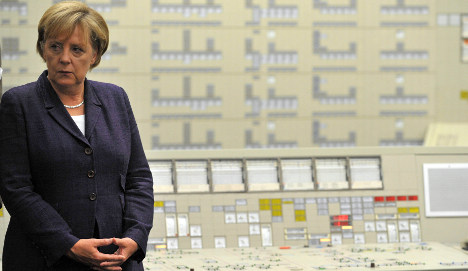 Merkel flags 15 years for nuclear extension
