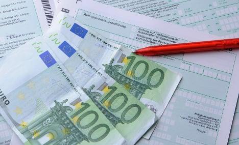 CDU plans minor tax reform as growth surges