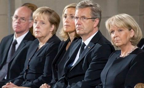 Wulff suggests Duisburg mayor should resign