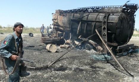 Kunduz air strike victims to get $5,000 payout