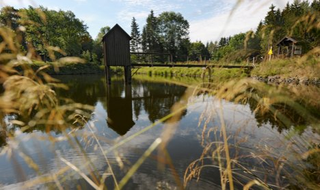 Harz canal system honoured by UNESCO
