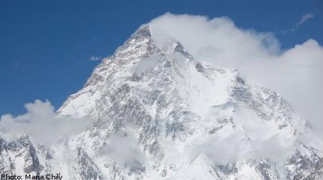 Swedish climber dies in Himalaya expedition
