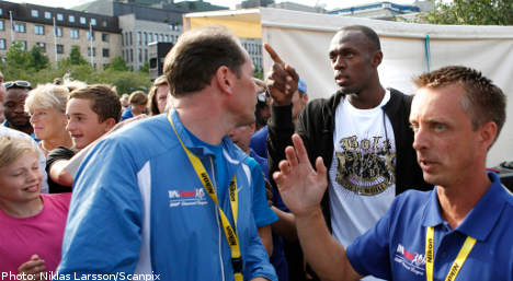 Swedes host mouth-watering sprint clash