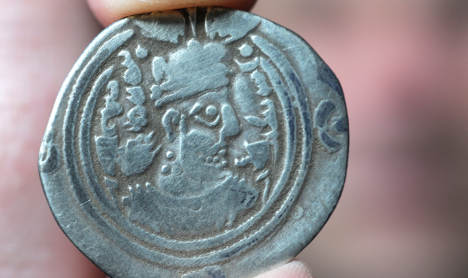 Silver coins testify to ancient global trade reaching northern Germany