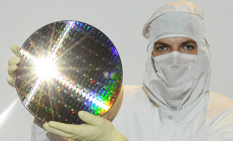 GlobalFoundries to make Dresden chip factory Europe's largest