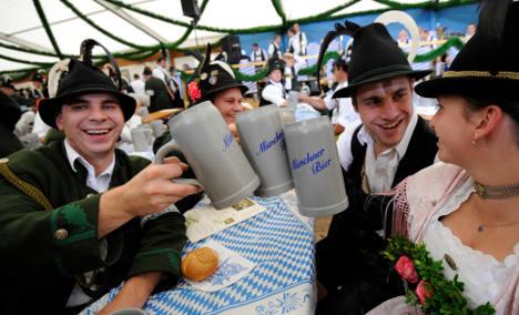 Remembering the Oktoberfest of yore