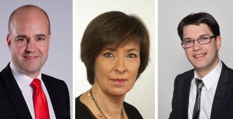 Dramatic election set to make Swedish history