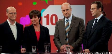 Economy trumps welfare worries in tight Swedish election