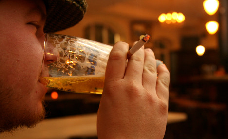Booze and butts a human right, drug commissioner says