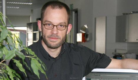 German face of Wikileaks steps down in anger