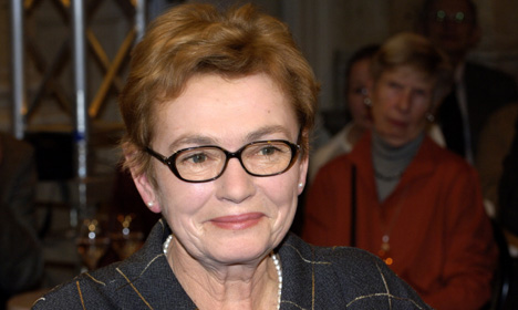 East German opposition figure Bohley dies