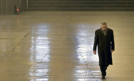 Sarrazin refuses to leave SPD despite pressure