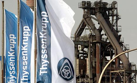 ThyssenKrupp abandons Iran