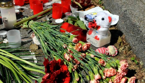 Autopsy reveals Lörrach woman smothered son