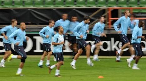Werder gunning for debutant Spurs