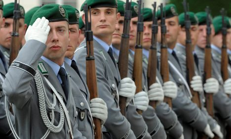 Conservatives approve end to conscription