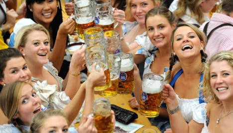 Munich breweries reap Oktoberfest PR bonanza
