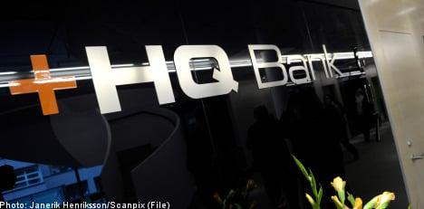 HQ Bank under investigation for fraud